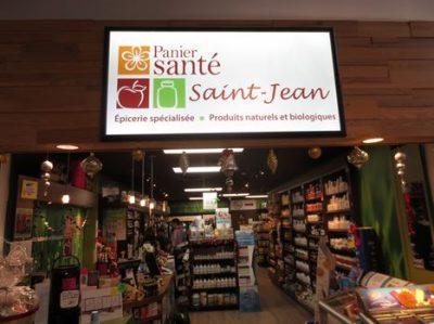 Panier Santé Saint-Jean