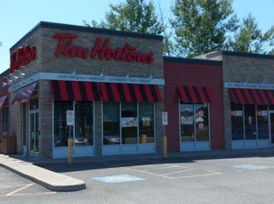 Tim Hortons (Route 133)
