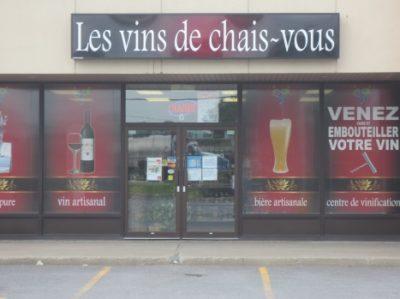 Les Vins de Chais-Vous