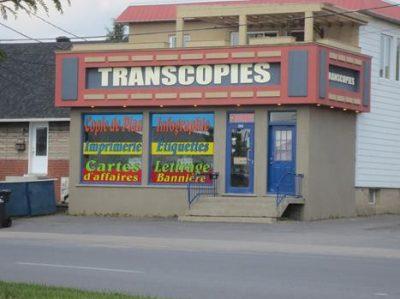 Transcopies