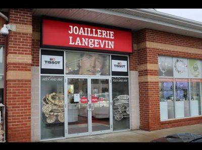Joaillerie Langevin (boul. Saint-Luc)