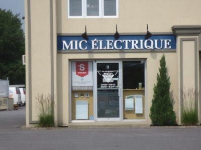 Les Entreprises Mic Électrique inc.