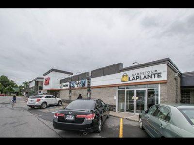 Bureaux Administratifs Carrefour Laplante