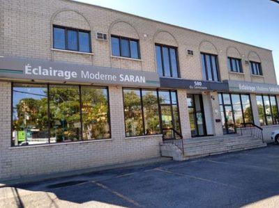 Éclairage moderne Saran inc.