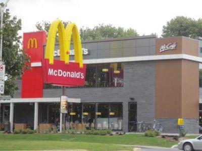 Restaurant McDonald'S (boul. du Séminaire N.)