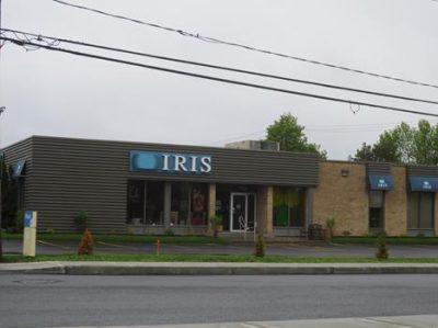 Iris (boul. d'Iberville)