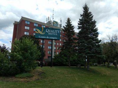 Quality Hôtel Centre de congrès Saint-Jean-Sur-Richelieu