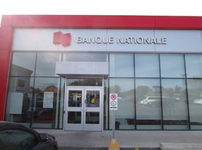 Banque Nationale (Boulevard d'Iberville)