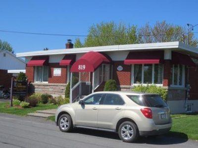 Centre chiropratique familial d'Iberville