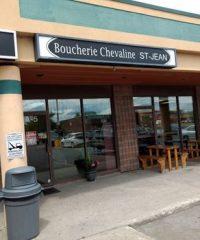 Boucherie Athlétique – Viande chevaline