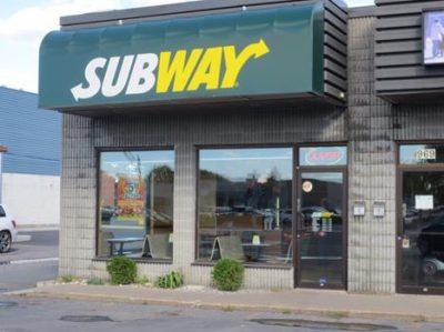 Subway (boul. du Séminaire N.)