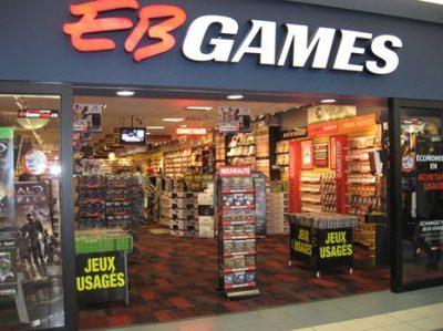 EB Games (rue Pierre-Caisse)