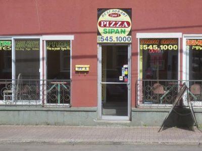 Restaurant Pizza Sipan