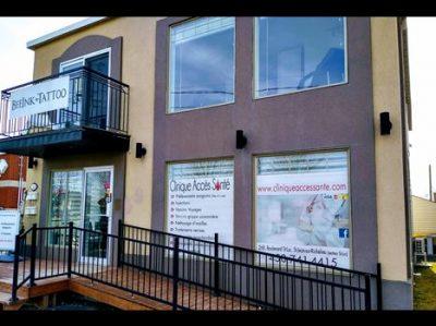 Clinique Accès Santé (Boul. Saint-Luc)