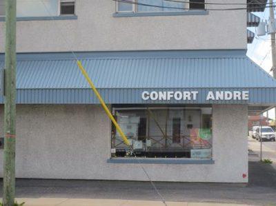 Système de Confort André inc.