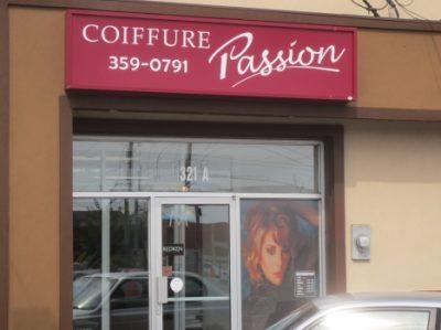 Coiffure Passion