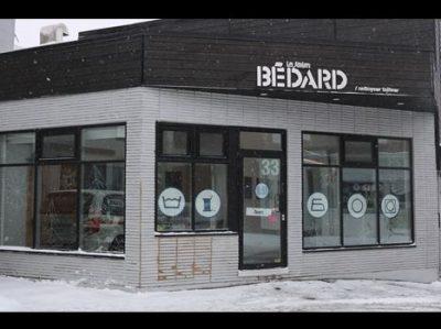 Les Ateliers Bédard- Nettoyeur Tailleur (Saint-Charles)