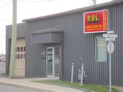 R.B.L Ventilation inc.