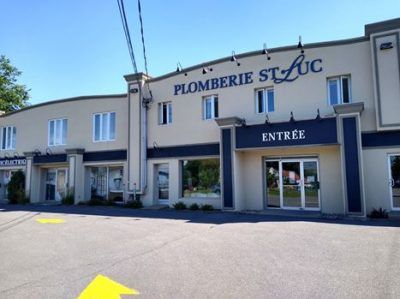Plomberie St-Luc