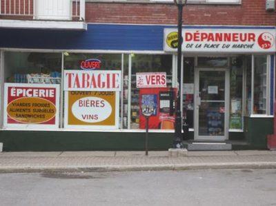 Dépanneur de la Place du Marché