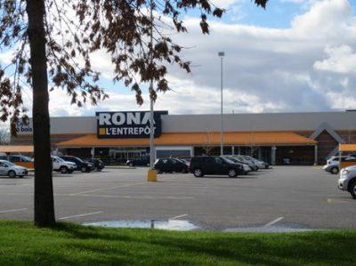 Rona l'entrepôt (rue Moreau)