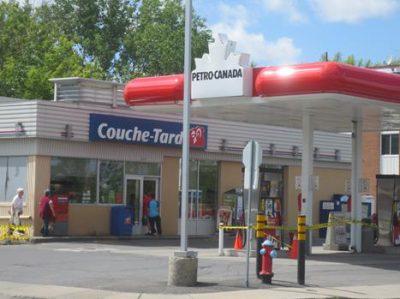 Dépanneur Couche-Tard (rue Champlain)