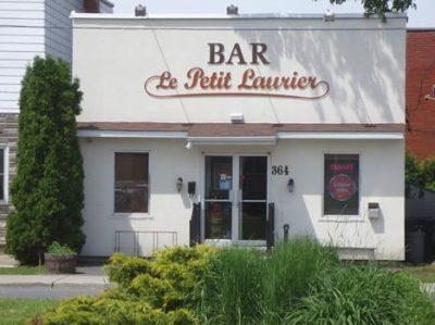 Bar le Petit Laurier