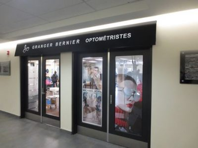 Granger Bernier, optométristes