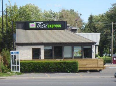 Restaurant Thaï Express