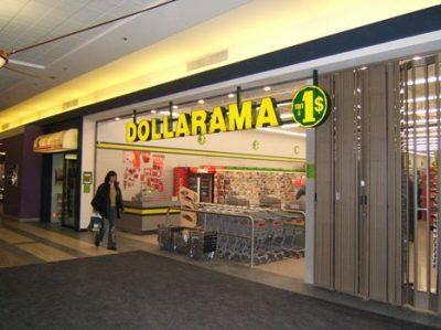 Dollarama (rue Pierre-Caisse)
