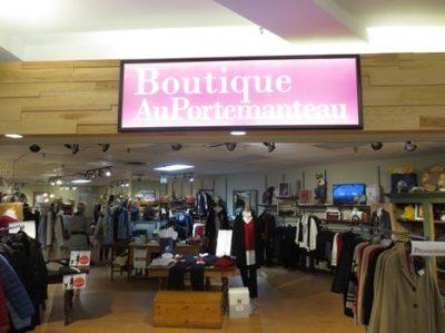 Boutique Au Portemanteau