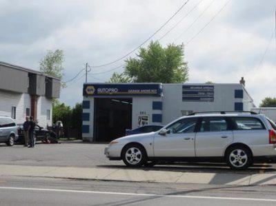 Garage André Roy