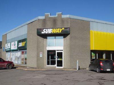 Subway (Boul. du Séminaire N. 2e)