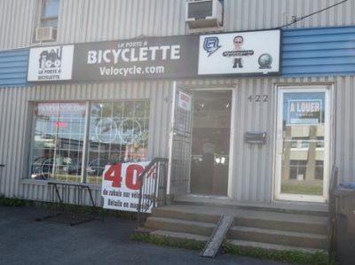 La Porte à Bicyclette