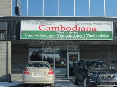Restaurant Cambodiana