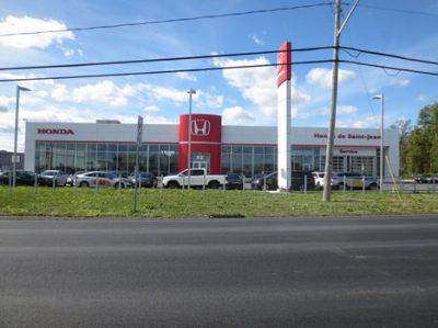 Honda de Saint-Jean